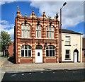 SJ9397 : Former Newmarket Tavern by Gerald England