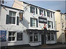 SD4364 : The Chieftain Inn, Morecambe by Karl and Ali