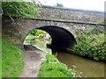 SJ9374 : Bridge 34 on the Macclesfield Canal by Graham Hogg