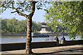 TQ2877 : View of the Peace Pagoda by Richard Hoare