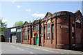 SO9097 : Former clothing works in Retreat Street, Wolverhampton by Roger  Kidd