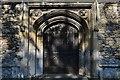 SU2895 : Faringdon: All Saints Church: The west door by Michael Garlick