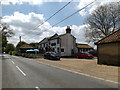 TM2055 : The White Hart Public House, Otley by Adrian Cable