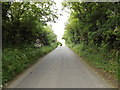 TM1051 : Entering Baylham on Upper Street by Adrian Cable