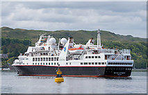 NM8530 : MV Silver Explorer in Oban Bay - May 2016 (3) by The Carlisle Kid