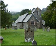 NY3916 : Saint Patrick's Anglican/Methodist Church Patterdale by Russel Wills