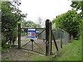 SJ8153 : National Grid site at Merelake by Jonathan Hutchins