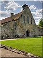 SU3802 : Beaulieu Abbey Church by David Dixon