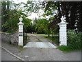 NY3058 : Entrance to Longburgh Pool by JThomas