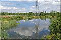 TQ0663 : Flooded  former gravel pit by Alan Hunt