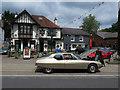 SU3008 : Citroen SM outside the Mailmans Arms by Hugh Venables