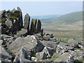 SN1432 : Frost-shattered rocks on Carn Menyn by Gareth James