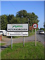 TF1409 : Welcome to Peterborough by Paul Bryan