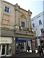 SS5533 : Former bank, now a jewellers, High Street, Barnstaple by David Smith