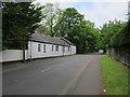 SU2907 : Chapel Lane, Lyndhurst by Hugh Venables