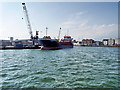 SZ0190 : Ronja at Poole New Quay by David Dixon