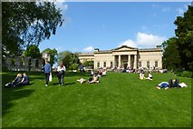 SE5952 : Museum and gardens by DS Pugh