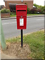 TM0855 : 6 Hurstlea Road Postbox by Adrian Cable