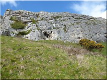 SH7782 : Cave on the Great Orme by Gerald England
