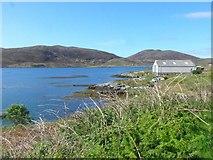 NF7828 : Loch Aineort by Gordon Brown