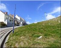 SH7782 : Belle Vue Terrace by Gerald England