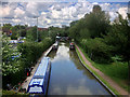 SP4540 : Oxford Canal at Banbury by David Dixon