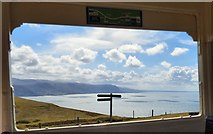 SH7683 : View through a tram window by Gerald England