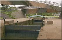 TQ3784 : Carpenters Lock, Stratford by David Kemp