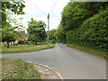 TM1048 : Valley Road, Little Blakenham by Adrian Cable
