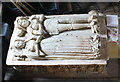 SH6076 : Tomb of William Bulkeley and his wife Elin in St. Mary & St. Nicholas Church, Beaumaris by Jeff Buck