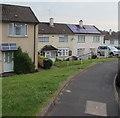 ST3090 : Solar panels, Pillmawr Circle, Malpas, Newport by Jaggery