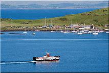 NM8530 : MV Loch Striven in Oban Bay - June 2016 by The Carlisle Kid