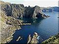 HU1655 : Hesti Geo, Shetland by Julian Paren