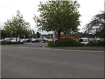 TM0458 : Asda Superstore, Stowmarket by Adrian Cable