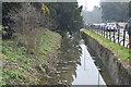 TL4557 : Hobson's Brook by N Chadwick