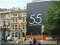 SP0687 : Fifty Five Colmore Row by John M
