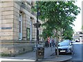 NY9364 : Beaumont Street, NE46 by Mike Quinn