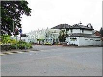 SP0485 : Entrance to Birmingham Botanical Gardens, Westbourne Road, Edgbaston, Birmingham by P L Chadwick