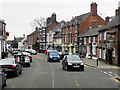 SJ5562 : The High Street, Tarporley by David Dixon