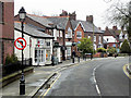 SJ5562 : Tarporley, The High Street by David Dixon
