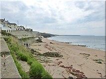 SW6225 : Porthleven Beach, Cornwall by Derek Voller