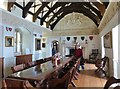 SW5129 : Dining Hall, Saint Michael's Mount, Cornwall by Derek Voller