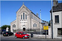 H8744 : St Malachy's Catholic Church, Armagh by Eric Jones