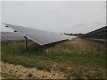 TG1440 : Solar Farm by Hugh Venables