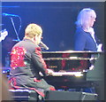 SK5801 : Elton John on stage by Mat Fascione