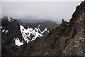 NG4725 : West ridge, Sgurr nan Gillean by Ian Taylor
