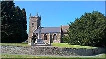 SE8821 : St John the Baptist, Alkborough by Chris Morgan
