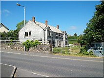 H9639 : House under construction on Coolmillish Road, Markethill by Eric Jones