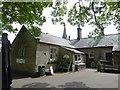 NZ0371 : Village shop, Matfen by Richard Webb