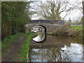 SJ3333 : Canal bridge No.11W by John Haynes